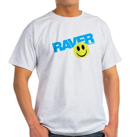 Raver Smilie Light T-Shirt