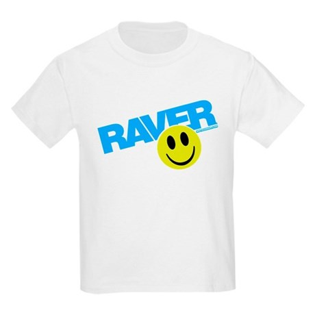 Raver Smilie Kids Light T-Shirt