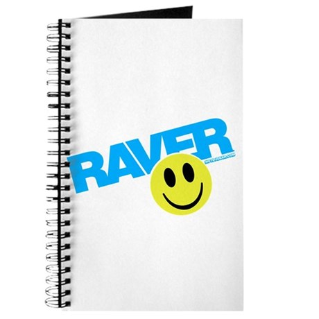 Raver Smilie Journal