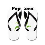 Cute Corn Flip Flops