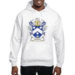 Ackerman Coat of Arms, Family Hooded Sweatshirt