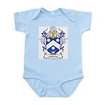 Ackerman Coat of Arms, Family Infant Creeper