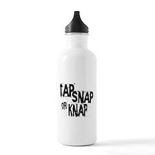 Tap, Snap or Knap Water Bottle