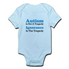Autism Is Not A Tragedy Infant Bodysuit