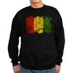 Guinea Flag Sweatshirt (dark)