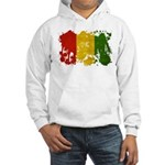 Guinea Flag Hooded Sweatshirt