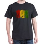 Guinea Flag Dark T-Shirt