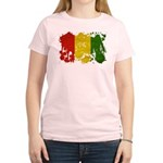 Guinea Flag Women's Light T-Shirt