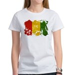 Guinea Flag Women's T-Shirt