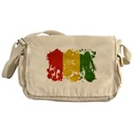 Guinea Flag Messenger Bag