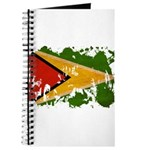 Guyana Flag Journal