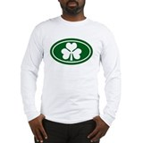 Shamrock Euros Long Sleeve T-Shirt