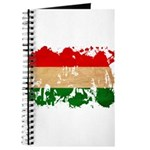 Hungary Flag Journal