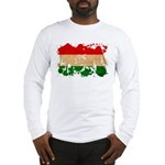 Hungary Flag Long Sleeve T-Shirt