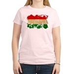 Hungary Flag Women's Light T-Shirt