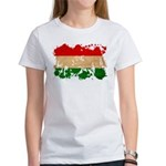 Hungary Flag Women's T-Shirt