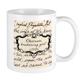 Elizabeth Bennett Coffee Mug
