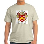 de Wilde Coat of Arms Ash Grey T-Shirt