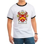 de Wilde Coat of Arms Ringer T