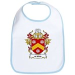 de Wilde Coat of Arms Bib