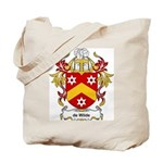 de Wilde Coat of Arms Tote Bag