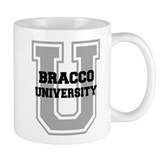 Bracco UNIVERSITY Small Mugs