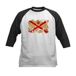 Jersey Flag Kids Baseball Jersey