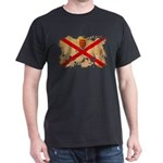 Jersey Flag Dark T-Shirt