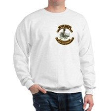 POW - They Never Have a Nice Day Sweatshirt