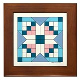 Granny's Favorite Framed Tile