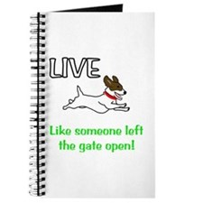 Live the gates open Journal