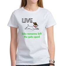 Live the gates open Tee