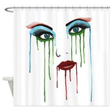The London Look, Shower Curtain