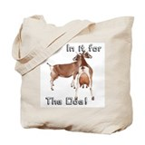GOAT-DOE Tote Bag