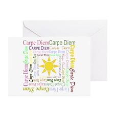 Carpe Diem Greeting Cards (Pk of 10)