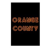 ORANGE COUNTY Postcards (Package of 8)