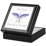 Tile Art Keepsake Box