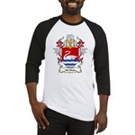 Van Sluys Coat of Arms Baseball Jersey