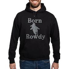 Born Rowdy Logo Hoodie