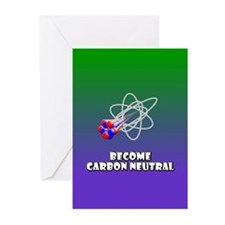 Carbon Neutral Greeting Cards (Pk of 10)