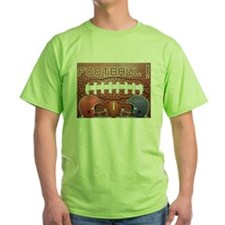 Football with Helmets T-Shirt