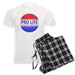 Pro Life Men's Light Pajamas