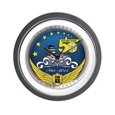 "BIG ""E"" ENTERPRISE CVN-65 Wall Clock"