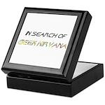 In Search Of Geek Nirvana Keepsake Box