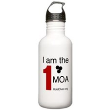 I am the 1 MOA Water Bottle