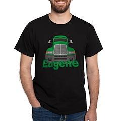 Trucker Eugene Dark T-Shirt