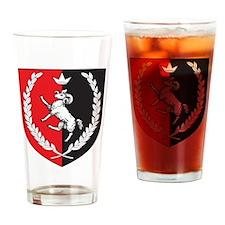 Kingdom of Gleann Abhann Drinking Glass