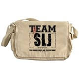 Team SLJ Messenger Bag