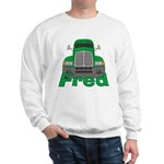 Trucker Fred Sweatshirt