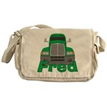 Trucker Fred Messenger Bag